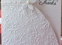 Bridal Shower thank you cards / Cards for ideas