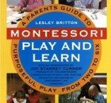 Montessori learning