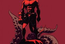 Comics / Dc comics - marvel
