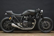 Motorcycles for fun