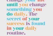 motivational piece
