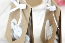 FAVORS  for WEDDING and BABY SHOWER
