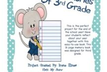 Third Grade Printables! / Everything 3rd Grade! You will find everything from worksheets and activities, to printable aids for 3rd Grade teachers! For more information on PDI's 3rd Grade teacher course offerings, please visit our website at: www.webteaching.com
