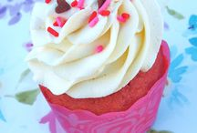 Cupcakes And Icing