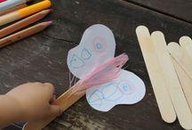 VÝTVARKA / Všechno možné tvoření pro malé i velké ručičky :)
