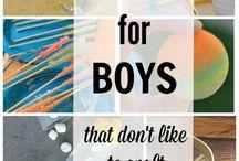 """""""BOY"""", oh boy CRAFTY CRAP / Crafts for boys"""