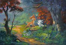 Disney Artist Michael Humphries