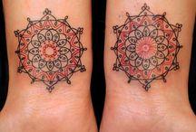 Tatuajes mandala