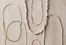 Upcycled Jewelry - Summer 2014 / by Stringing Guidelines