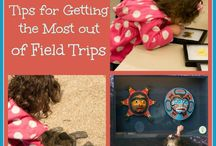 Field trip with children / Some great  ideas for field trips with children