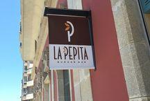 Vilagarcía de Arousa / La Pepita Burger ha llegado a Vilagarcía!!  Plaza Ravella, 11   36600 Vilagarcía de Arousa Teléfono: +34 986 094 787