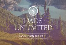 Dads Unlimited / Information and products just for Dads from Joe McGee Ministries.
