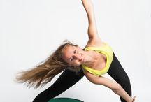 """GYROKINESIS® / Gyrokinesis, """"Yoga for Dancers"""" , at Motiionlabpdx"""