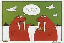 Good ol' fashioned Dental Humor!