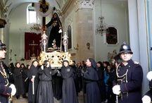 Le processioni di Molfetta