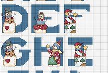 cross stitch cornucopia! / cross stitch patterns and inspiration