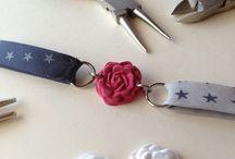 DIY : bijoux / Bracelets, colliers, bouclés d'oreilles ...