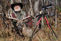 Professional Hunters at Oak Creek / Many professional hunters have come to Oak Creek for that buck of a lifetime.