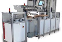 Machines et lignes d'assemblage / Assemblage, contrôle, conditionnement et automatisation. Fabriquer plus vite et mieux.