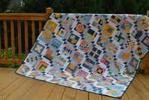 COLOR GIRL QUILTS / Sharon MacConnell