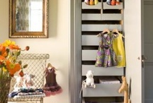clever storage and organization