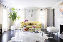 Color salón