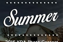 2016 KDA Photo Contest: Summer / Repin your favorite summer photos to vote!