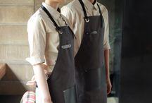 bar uniform
