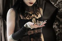 costumes / cosplays - steampunk - etc