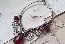 koppartråd smycken