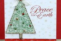 Card Making - Christmas Cards / by Brenda centralNYscrapper