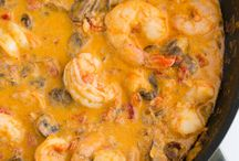 Seafood recipe / Seafood recipe