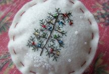Christmas ornaments / by Heather Ferrell