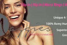 All about Maggie's / by Maggies Hairextensions