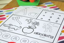 activity work sheets