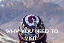 Nepal Travel Inspiration