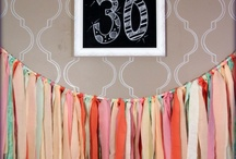 30th ideas