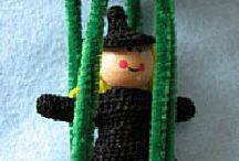 Fall and Halloween Inspired Free Crochet Patterns