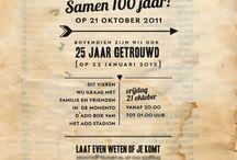 100 jaar feest