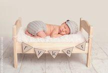 Jackson Blayne Newborn / by Tina Logan