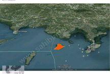 Bursa - Uluabat - Abolyont Gölünde Satılık 300 Dönüm Ada.