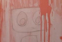 My Art - The Ghost and Robot / Selection of my art work from time to time