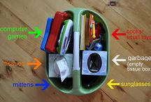 Home Organizing - To Go