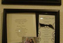 Wedding souvenirs  / by Brittany Bennett