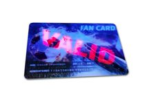 UV Cards / See a selection of our UV Ink cards - perfect for adding that finishing touch with added security. Often a popular product for clubs looking at memberships or entry cards. They're just as eyecatching as our standard card however contain a hidden feature which is only visable witht he use of a UV LED light/ lamp. Contact us as sale@companycards.co.uk for mroe information and pricing!