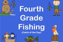 4th Grade Fishing (Catch of the Day) / Trolling for the best 4th grade blog posts, pins, free and paid items. What products have you bought or downloaded at a teaching site that you would recommend for fourth grade? What teaching blog posts do you like? Pin those fourth grade products you sell at a teaching site! Tell us what is great about it in the pin description. If you would like to pin here, follow this board and email me at learninengineer@gmail.com. Feel free to invite other teachers to pin to this board. Happy Pinning!  / by Learning Engineer