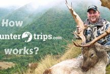 Hunting tips/blogs