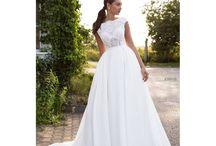 Tina Valerdi - svadobné šaty 2017