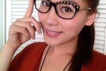 Kelly Jackie love BIG HORN Eyewear