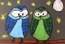 Owls / by Lisa Hermant